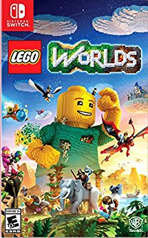 NS: LEGO WORLDS (COMPLETE)